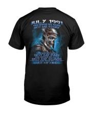 NOT MY 91-7 Classic T-Shirt thumbnail
