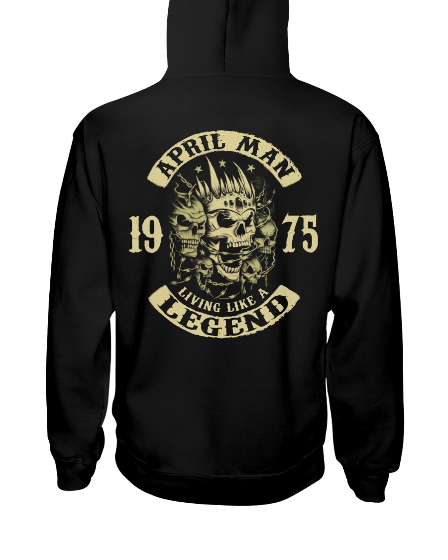 MAN 1975 04 Hooded Sweatshirt