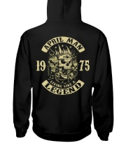 MAN 1975 04 Hooded Sweatshirt back