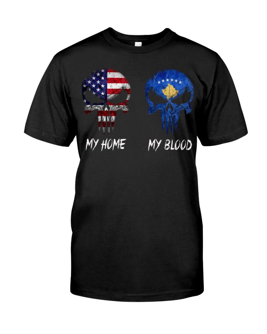 SKULL Kosovo Classic T-Shirt