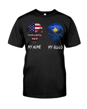 SKULL Kosovo Classic T-Shirt front