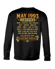 MESS WITH YEAR 93-5 Crewneck Sweatshirt thumbnail