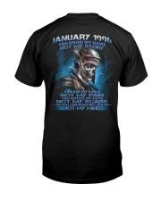NOT MY 96-1 Classic T-Shirt thumbnail