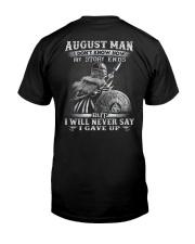 GAVE UP 8 Classic T-Shirt thumbnail