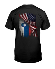 Flag-Slovenia Classic T-Shirt thumbnail