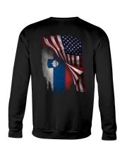 Flag-Slovenia Crewneck Sweatshirt thumbnail