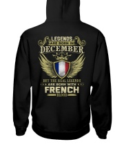 Legends - French 012 Hooded Sweatshirt thumbnail