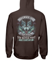 BETTER GUY 95-11 Hooded Sweatshirt back
