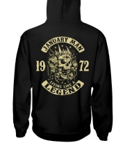 MAN 1972 01 Hooded Sweatshirt back