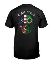 MY HOME - BLOOD Brazil Classic T-Shirt thumbnail