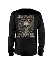 I AM A GUY 63-8 Long Sleeve Tee thumbnail