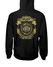 MYSTORY 79-5 Hooded Sweatshirt back