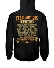 MESS WITH YEAR 95-2 Hooded Sweatshirt thumbnail