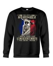 GOOD GUY FRENCH11 Crewneck Sweatshirt thumbnail