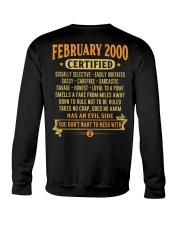 MESS WITH YEAR 00-2 Crewneck Sweatshirt thumbnail