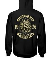 MAN 1976 01 Hooded Sweatshirt back