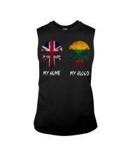 Home United Kingdom - Blood Lithuania Sleeveless Tee thumbnail