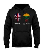 Home United Kingdom - Blood Lithuania Hooded Sweatshirt thumbnail