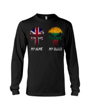 Home United Kingdom - Blood Lithuania Long Sleeve Tee thumbnail