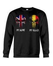 Home United Kingdom - Blood Belgium Crewneck Sweatshirt thumbnail