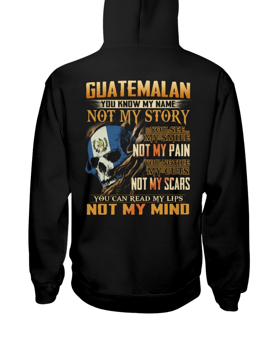 Guatemalan Hooded Sweatshirt