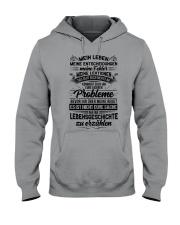 My Life Ger Hooded Sweatshirt thumbnail