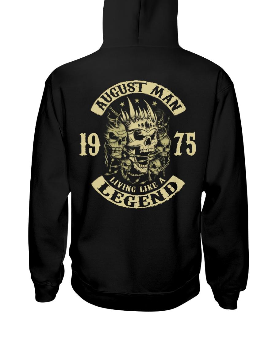 MAN 1975 08 Hooded Sweatshirt
