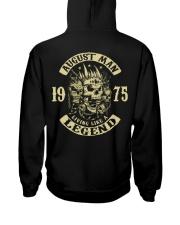 MAN 1975 08 Hooded Sweatshirt back