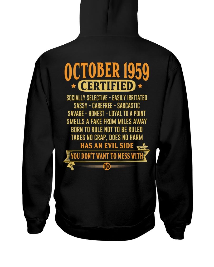 MESS WITH YEAR 59-10 Hooded Sweatshirt