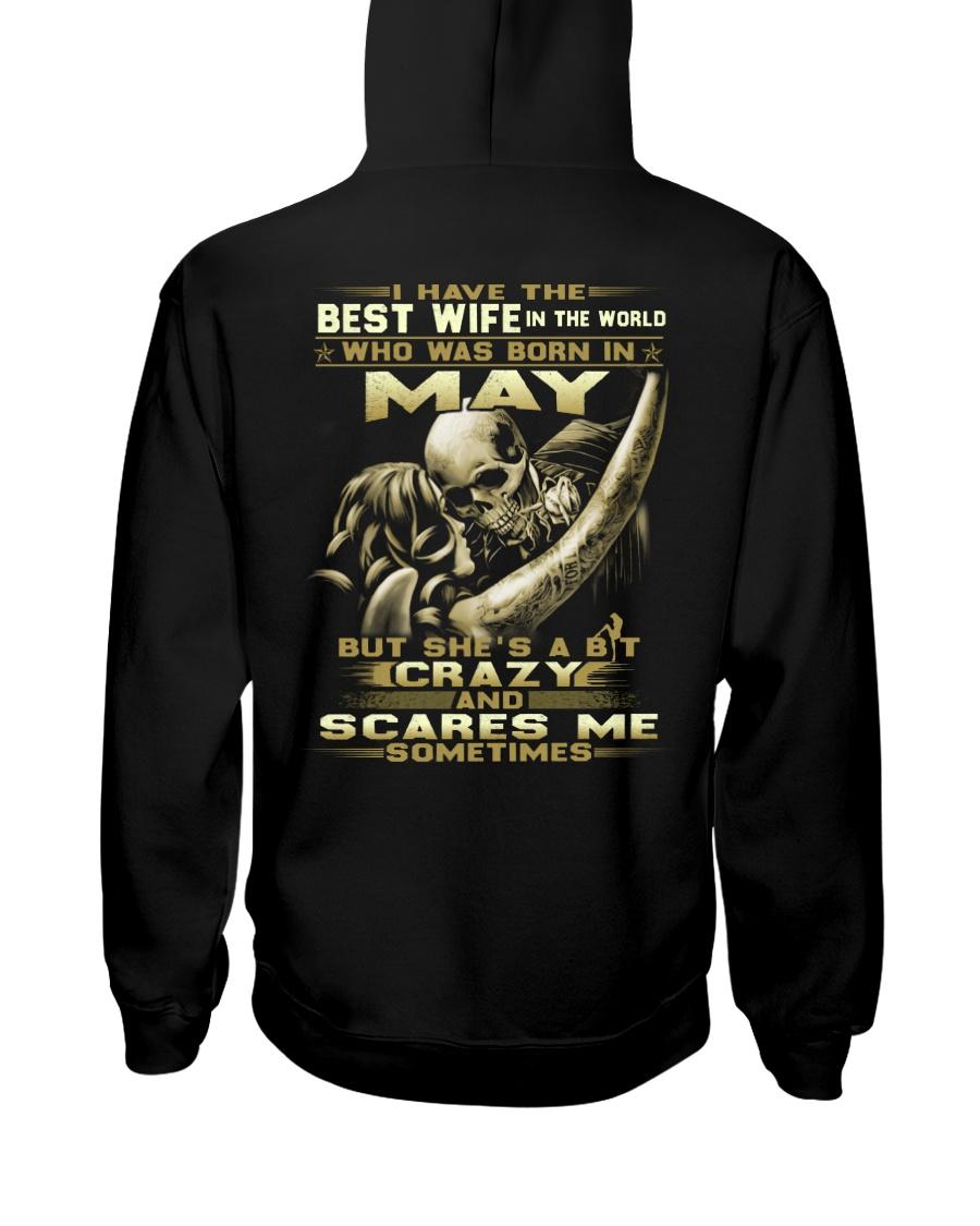 BEST WIFE 5 Hooded Sweatshirt