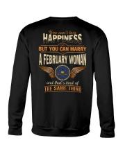 HAPPINESS PENNSYLVANIA2 Crewneck Sweatshirt thumbnail
