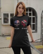 MY HOME SKULL Trinidad Classic T-Shirt apparel-classic-tshirt-lifestyle-19