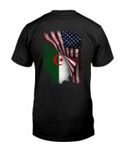 Flag-America-Algeria Classic T-Shirt thumbnail