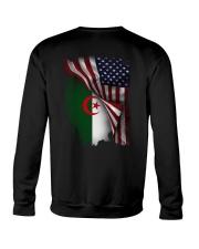 Flag-America-Algeria Crewneck Sweatshirt thumbnail