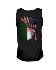 Flag-America-Algeria Unisex Tank thumbnail