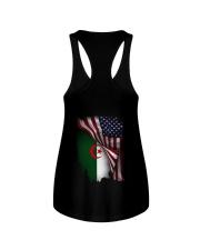 Flag-America-Algeria Ladies Flowy Tank thumbnail