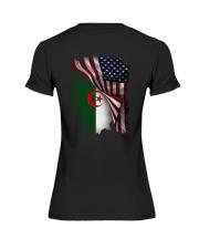 Flag-America-Algeria Premium Fit Ladies Tee thumbnail