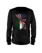 Flag-America-Algeria Long Sleeve Tee thumbnail