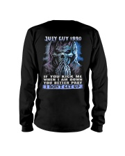 I DONT GET UP 90-7 Long Sleeve Tee thumbnail