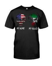 SKULL Kuwait Classic T-Shirt front