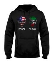 SKULL Kuwait Hooded Sweatshirt thumbnail