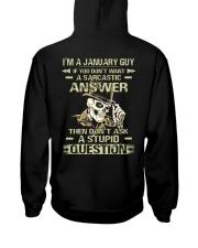 ANSWER 01 Hooded Sweatshirt thumbnail
