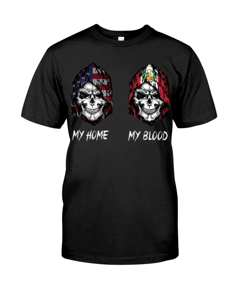 pride peru Classic T-Shirt