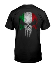 Skull Italy Classic T-Shirt thumbnail