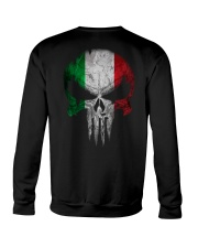 Skull Italy Crewneck Sweatshirt thumbnail