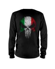 Skull Italy Long Sleeve Tee thumbnail