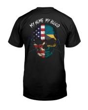 MY HOME - BLOOD Bahamas Classic T-Shirt thumbnail