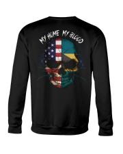 MY HOME - BLOOD Bahamas Crewneck Sweatshirt thumbnail