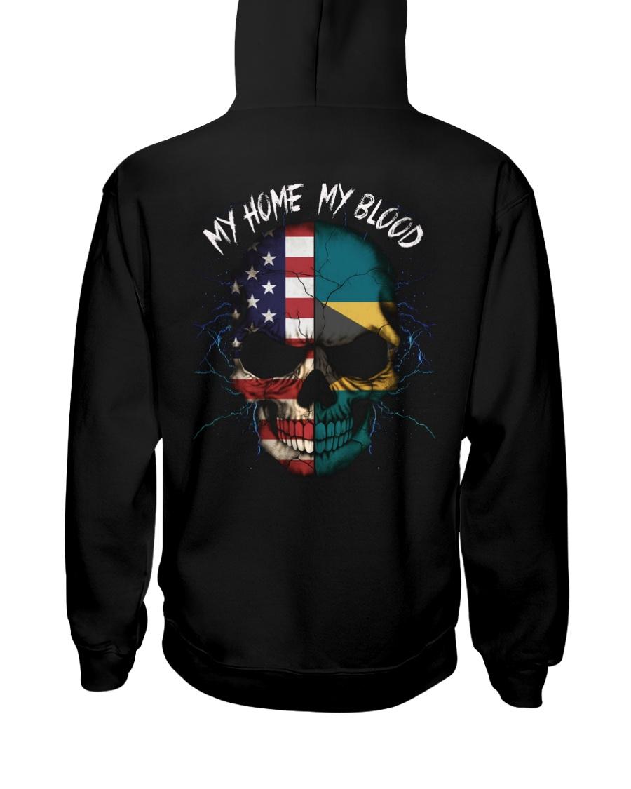 MY HOME - BLOOD Bahamas Hooded Sweatshirt