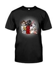 shihtzu 1 Classic T-Shirt front